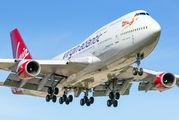 G-VROY - Virgin Atlantic Boeing 747-400 aircraft