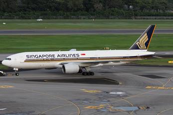 9V-SVN - Singapore Airlines Boeing 777-200ER
