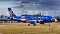 D-ABDQ - Eurowings Airbus A320 aircraft