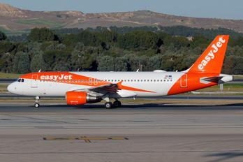 OE-IZU - easyJet Europe Airbus A320