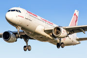 TS-IMN - Tunisair Airbus A320 aircraft