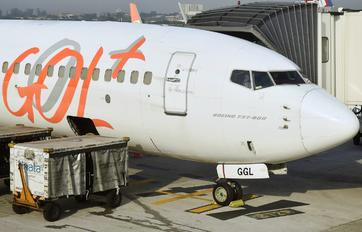 PR-GGL - GOL Transportes Aéreos  Boeing 737-800