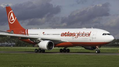 TC-AGD - Atlasglobal Airbus A330-300