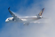 9V-SHH - Singapore Airlines Airbus A350-900 aircraft