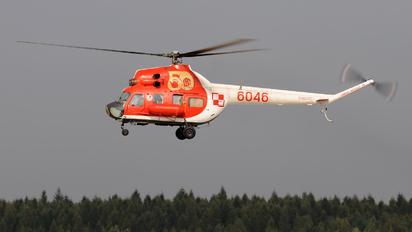 6046 - Poland - Air Force Mil Mi-2
