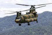 52921 - Japan - Ground Self Defense Force Kawasaki CH-47J Chinook aircraft