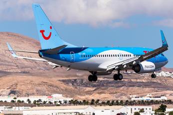 OO-JAR - TUI Airlines Belgium Boeing 737-700