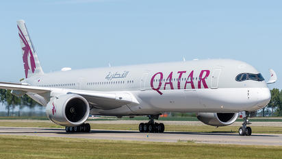 A7-ANL - Qatar Airways Airbus A350-1000