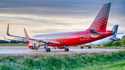 VQ-BSE - Aeroflot Airbus A320