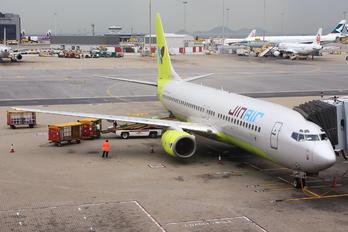HL7564 - Jin Air Boeing 737-800