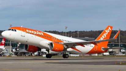 OE-IVE - easyJet Europe Airbus A320