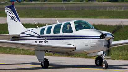 D-EBCF - Private Beechcraft 36 Bonanza