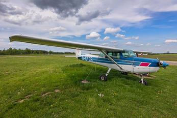 D-ETCR - Flugschule Jesenwang Cessna 152