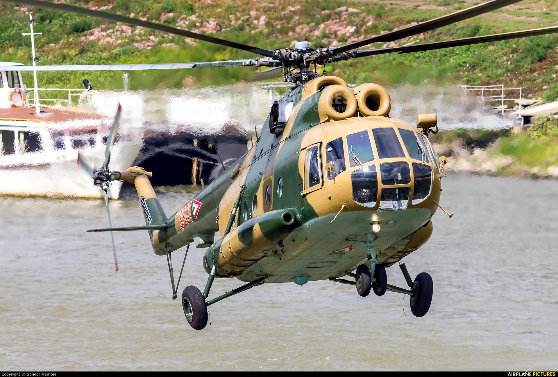 Hungary - Air Force 3301 aircraft at Off Airport - Hungary