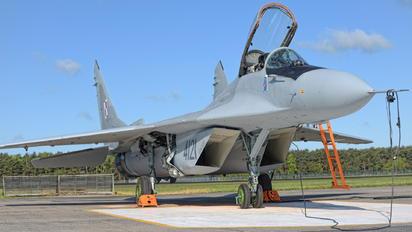 4121 - Poland - Air Force Mikoyan-Gurevich MiG-29G
