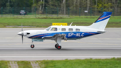 SP-NLC - Private Piper PA-46 Malibu Meridian / Jetprop DLX