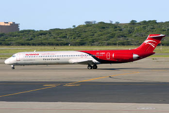 YV153T - Aserca Airlines McDonnell Douglas MD-82