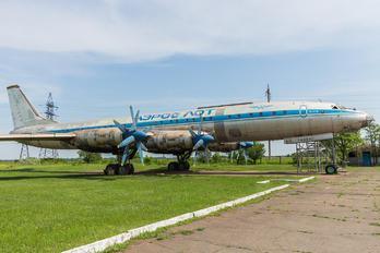 CCCP-76485 - Aeroflot Tupolev Tu-114