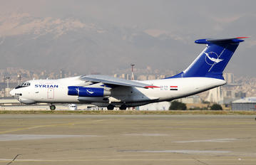 YK-ATB - Syrian Air Ilyushin Il-76 (all models)