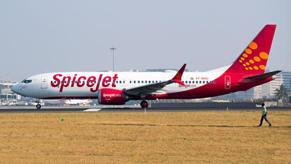 VT-MXG - SpiceJet Boeing 737-8 MAX