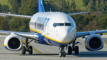 EI-FTZ - Ryan Air Boeing 737-8AS