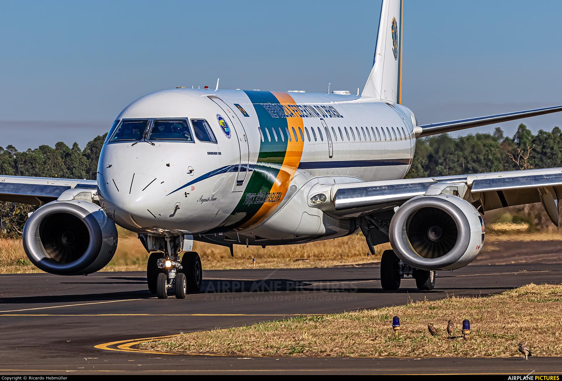 Brazil - Air Force 2591 aircraft at Pirassununga (Campo Fontenelle)
