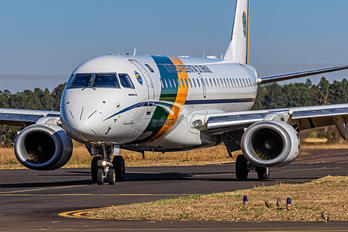 2591 - Brazil - Air Force Embraer ERJ-190-VC-2