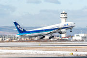 JA702A - ANA - All Nippon Airways Boeing 777-200 aircraft