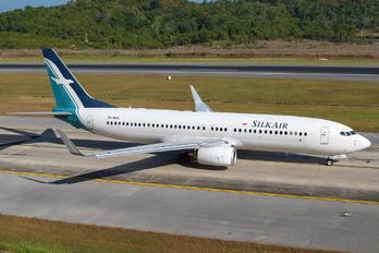 9V-MGN - SilkAir Boeing 737-800