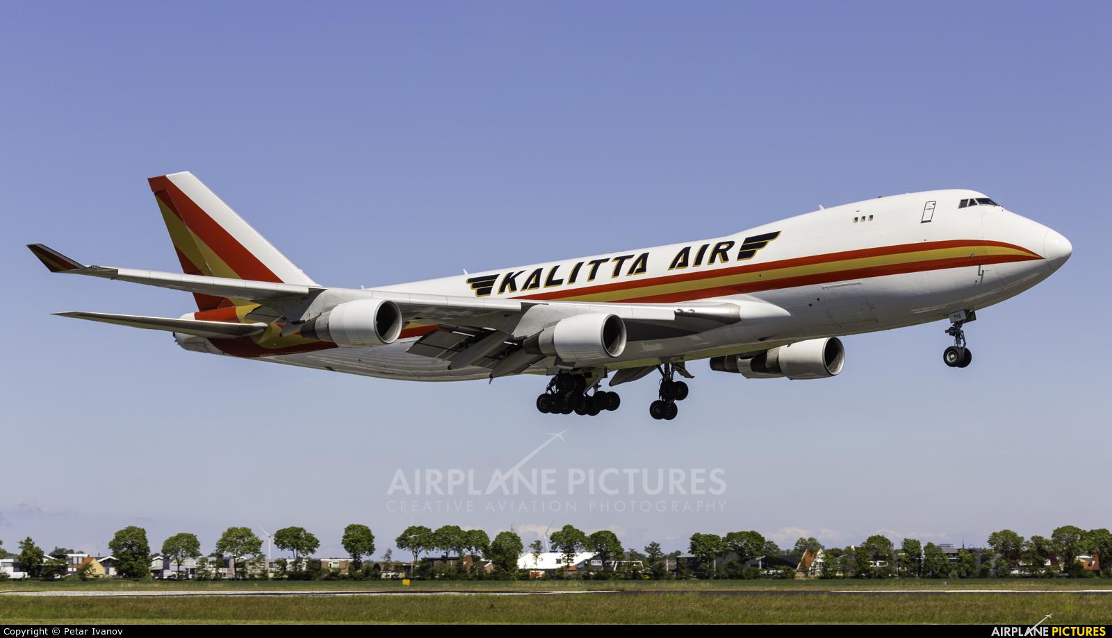 Kalitta Air N710CK aircraft at Amsterdam - Schiphol