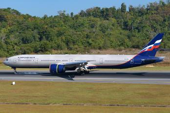 VQ-BFL - Aeroflot Boeing 777-300ER
