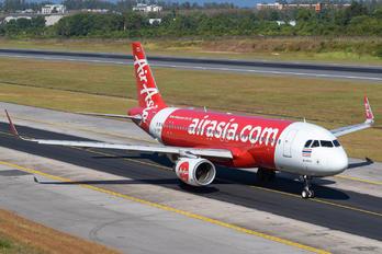 HS-BBV - AirAsia (Thailand) Airbus A320