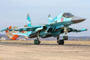 06 - Russia - Air Force Sukhoi Su-34 aircraft
