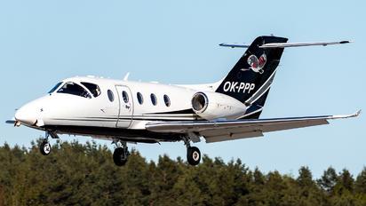 OK-PPP - Private Beechcraft 400XP Beechjet