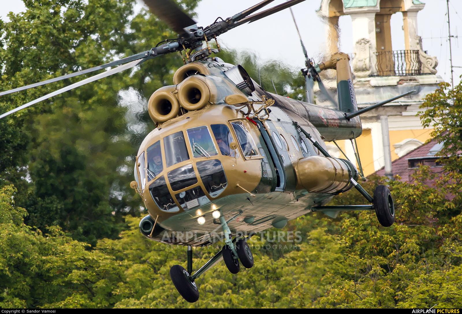 Hungary - Air Force 3305 aircraft at Off Airport - Hungary