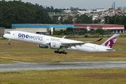 A7-ANE - Qatar Airways Airbus A350-1000 aircraft