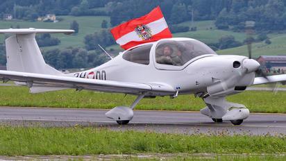 3H-DD - Austria - Air Force Diamond DA 40 NG Diamond Star