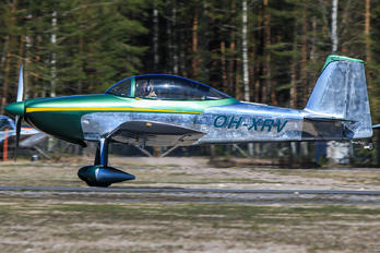 OH-XRV - Private Vans RV-8
