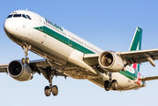 I-BIXN - Alitalia Airbus A321 aircraft