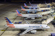 N660AW - American Airlines Airbus A320 aircraft