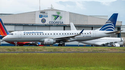 HP-1559CMP - Copa Airlines Embraer ERJ-190 (190-100)