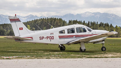 SP-PQO - Private Piper PA-28R-201 Arrow III