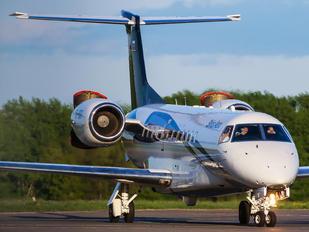 VP-BGP - Sirius-Aero Embraer EMB-135BJ Legacy 600