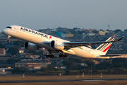F-HTYD - Air France Airbus A350-900 aircraft