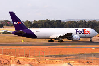 N120FE - FedEx Federal Express Boeing 767-300F