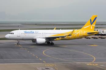 JA06VA - Vanilla Air Airbus A320