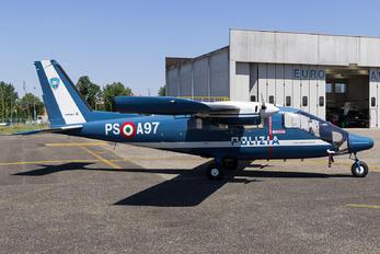 PS-A97 - Italy - Police Partenavia P.68 Observer