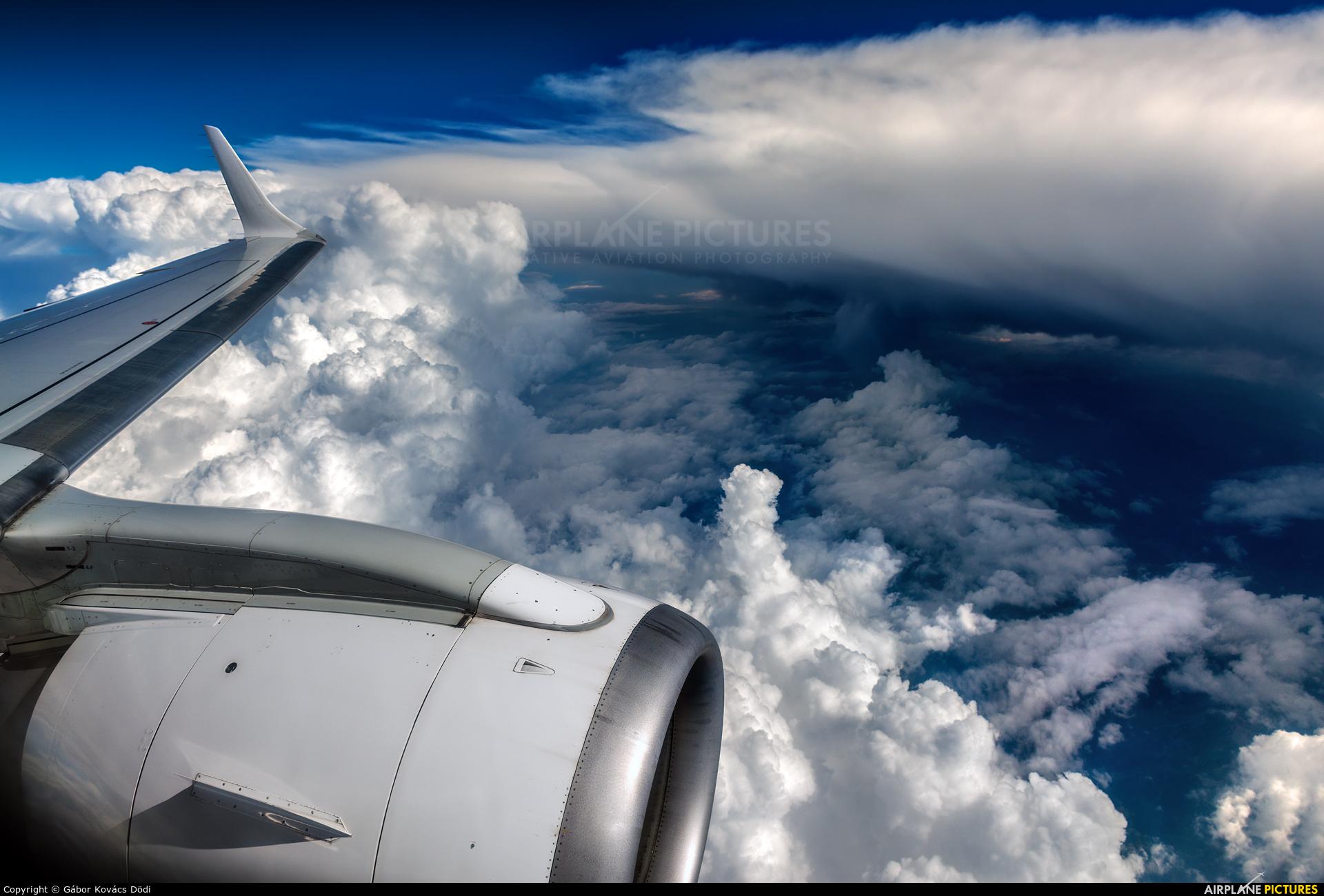 Lufthansa Regional - CityLine D-AEBB aircraft at In Flight - France