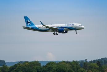 VP-CCQ - Interjet Airbus A320 NEO