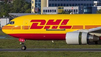 A9C-DHR - DHL Cargo Boeing 767-200